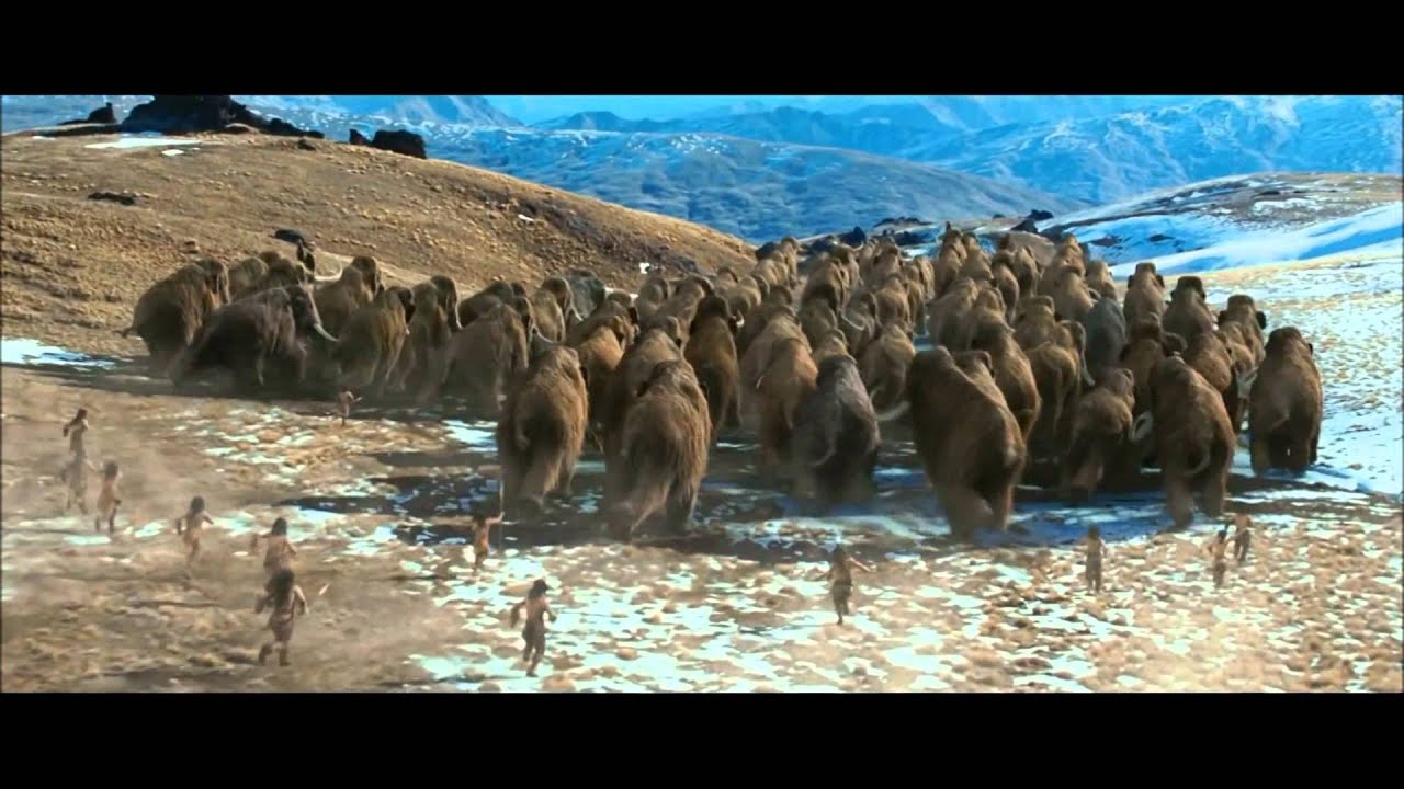 10 000 Bc 2008 Official Trailer Youtube