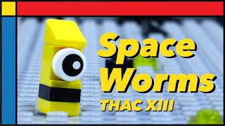 Space Worms - A LEGO Movie done in 24 hours for THAC XIII