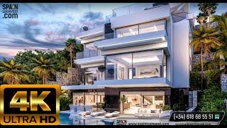 Елітна нерухомість Іспанії/Відео вілли Преміум Люкс клас/Купити віллу в Іспанії на 1 лінії моря