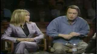 Politically Incorrect: Bill Maher Crhistopher Hitchens Suzan Sommers about Bill  Clinton - Part 1.