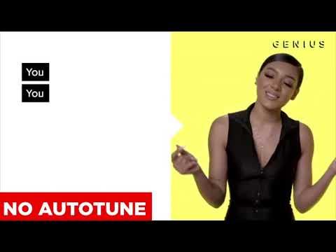 GENIUS S VS SONGS PART 6 AUTOTUNE VS NO AUTOTUNE