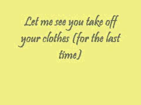 Last Time - Trey Songz Lyrics