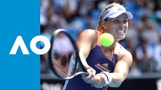 Priscilla Hon vs. Angelique Kerber - Match Highlights (R2) | Australian Open 2020