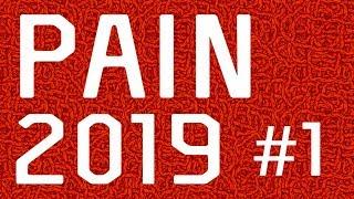 The 2019 LISA Pain Marathon 1