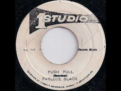 Pablove Black - Push Pull