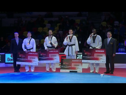 London 2017 World Taekwondo Grand Prix Day 3 - Semi-Finals & Finals