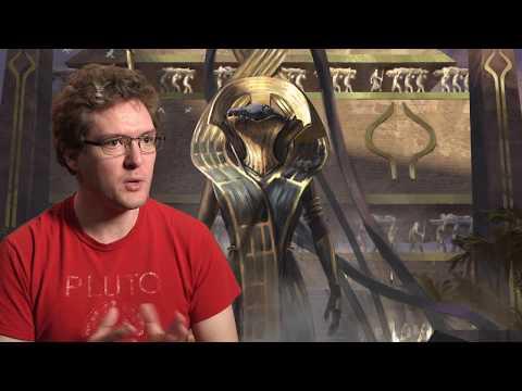 Inside R&D Amonkhet: Gods, Trials, & More