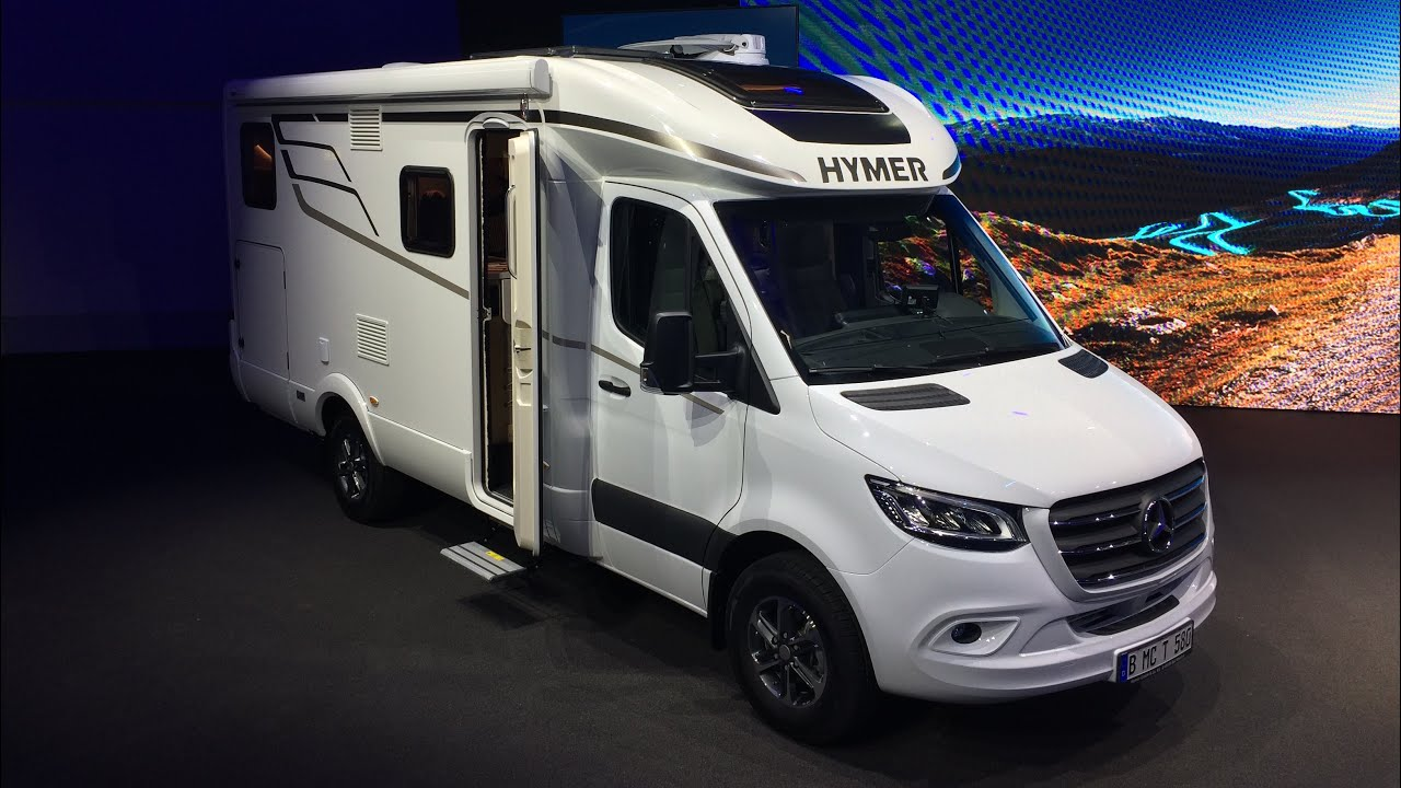 f0ed3a77527fb1 Hymer 2019 - Motorhome Live Preview - YouTube