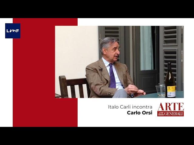Il Caravaggio ritrovato? Il ruolo del gallerista - Carlo Orsi (antiquario)