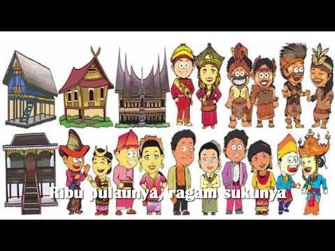 Aku Anak Indonesia (Lirik)