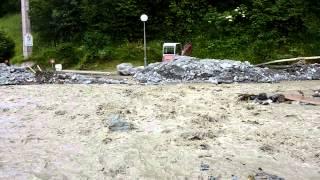 Overstroming Luz-Saint-Sauveur juli 2013 2