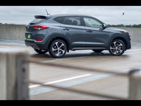 2016 Hyundai Tucson Test Drive and In Depth Review