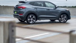 2016 Hyundai Tucson - Test Drive and In-Depth Review