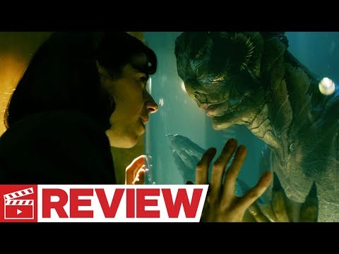 The Shape of Water Review (2017) Guillermo del Toro