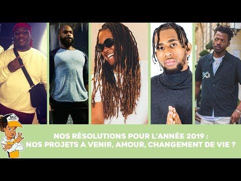 Nos résolutions pour l'année 2019 : Nos projets à venir, amour, changement de vie ?
