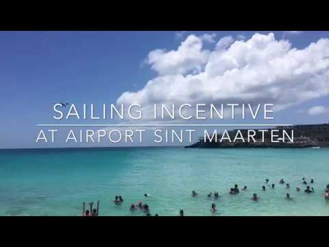 Sailing Incentive at Princess Juliana International Airport Sint Maarten
