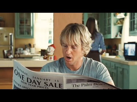 Thumbnail: Owen Wilson Says WOW - (PART 1) - Complete