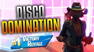 Respawning And Getting More Kills 😂(Disco Domination) - Fortnite Battle Royale