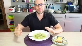 Обзор рецепта супа и рулета куриного
