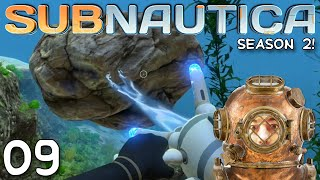 "Subnautica Gameplay S02E09 - ""MY PET ROCK!!!"" 1080p PC"