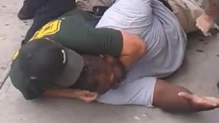 NYPD: Solution To Another Garner Death Is To Make Resisting Arrest A Felony