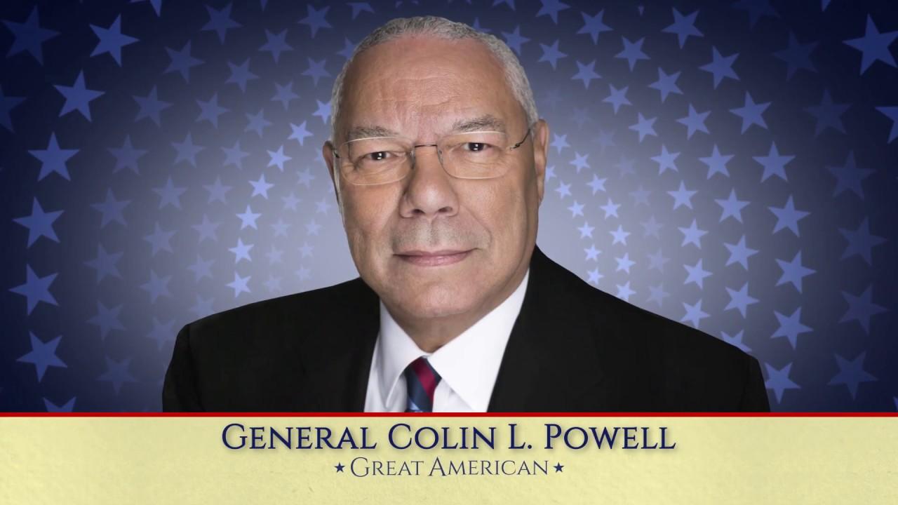 Four Star General Colin Powell Talks Disgraceful Trump Stepping Down [VIDEO]