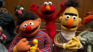 Former 'Sesame Street' writer says Bert and Ernie are a couple