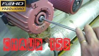 Chaud153-Le démontage du bloc moteur d'une pompe jumelée qui est bloqué-retour expérience