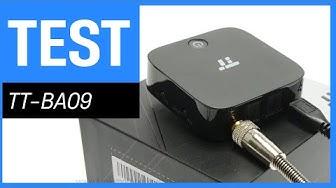 TaoTronics TT-BA09 im Test - Bluetooth Sender und Empfänger in einem