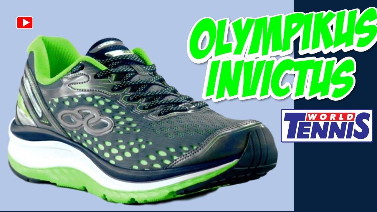 efa5c1e1011 Tênis Olympikus Invictus é na World Tennis - YouTube