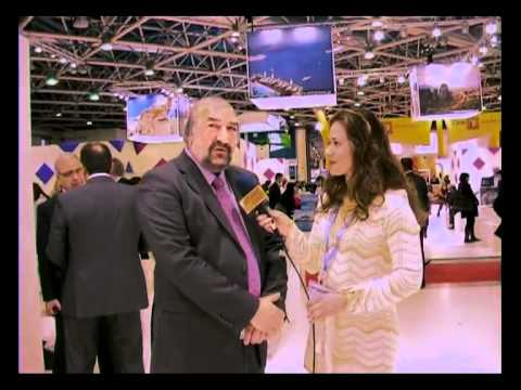 Interview with the Deputy Minister of Culture & Tourism of Greece Mr. Nikitiades