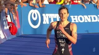 Katie Zaferes Wins 2019 Itu World Championship
