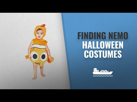 Great Finding Nemo Halloween Costumes Collection [2018]: Amscan Children's Costume Nemo Fleece