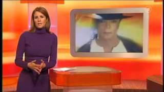 Michael Jackson This is it Beitrag Brisant - ARD 12.10.2009