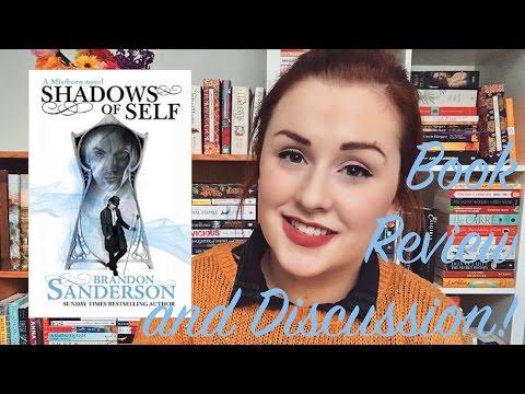 SHADOWS OF SELF! - a brandon sanderson book review -
