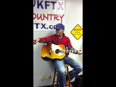 Aaron Watson on Amy's Taste of Texas on KFTX
