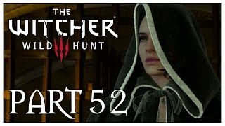 The Witcher 3 (Death March) Part 52: The Great Escape (Gameplay Walkthrough)