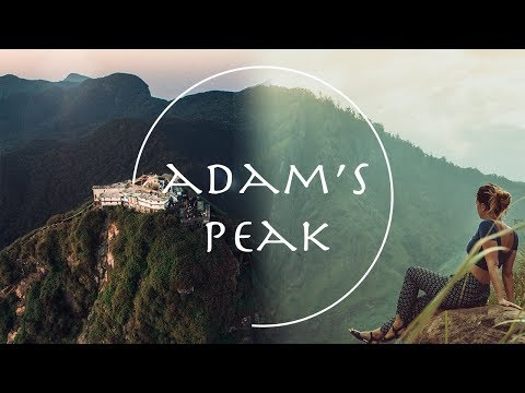 THE ADAM'S PEAK GUIDE- Little Adam's peak or Adam's peak (Sri Pada), Which one is best for you?