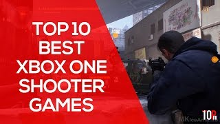 Top 10 Best Xbox One Shooter Games You Should Be Playing