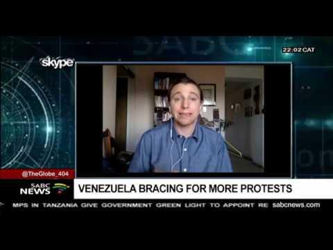 Lucas Koerner reacts to Venezuela political crisis