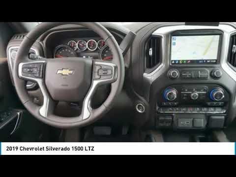 2019 Chevrolet Silverado 1500 Loveland CO T19288