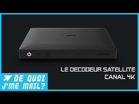 On A Testé Le Nouveau Décodeur Satellite Canal 4K DQJMM (2/2)