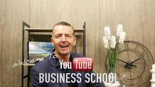 YouTube Business School Intro