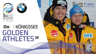 Friedrich is gunning for 4 gold in a row | BMW IBSF World Championships 2017
