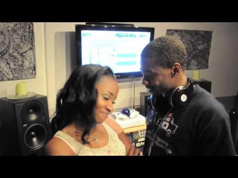 Sammie (Feat. Diamond) - Naughty Girl [In Studio Performance] 2010 + Download Link