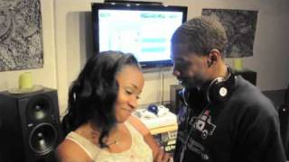 Sammie (Feat. Diamond) - Naughty Girl [In Studio Performance] 2010 + Download Link