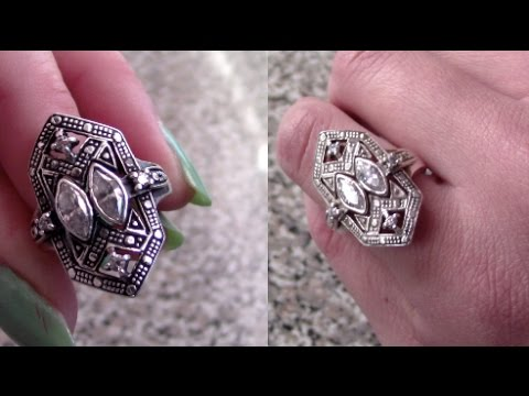 How to Make DIY Silver Jewelry Cleaner // VEDA 9