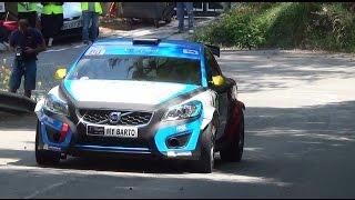 Vid�o Championnat de France Rallye Antibes 2015 shakedown par RivieraRally (621 vues)
