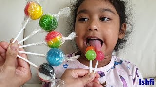 Funny Baby Ishfi Learning Song