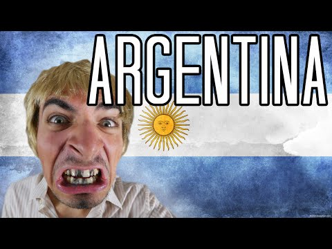 I almost Died in ARGENTINA